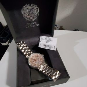 Vince camuto watch.